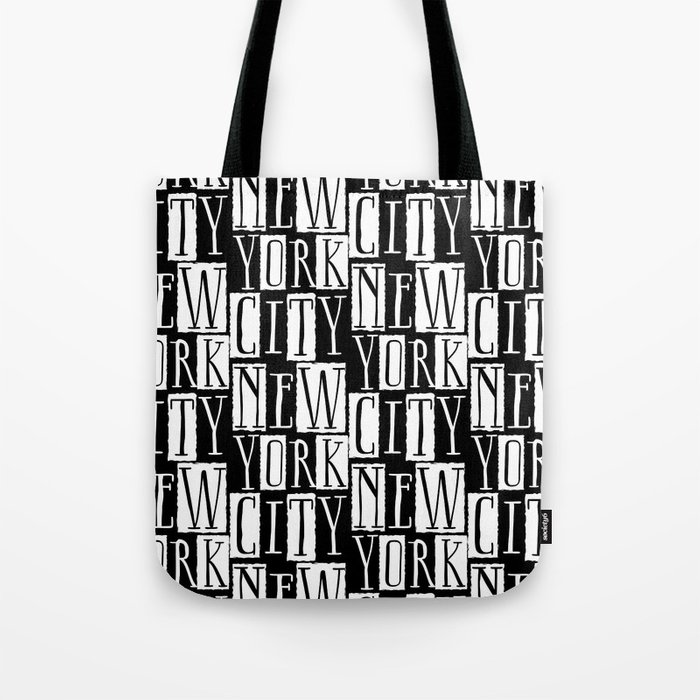 In a New York City Frame of Mind Tote Bag