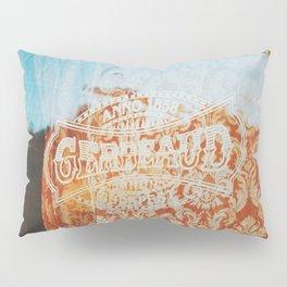 Cafe Gerbeaud - Budapest Pillow Sham