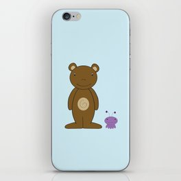Bear and Dood iPhone Skin