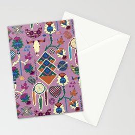 Bohemian&Tribal Stationery Cards