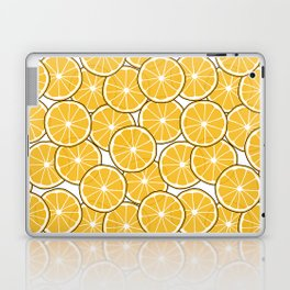 Orange Laptop & iPad Skin
