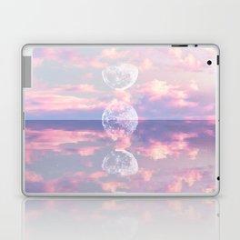 Moon Reflection Sunset Laptop & iPad Skin