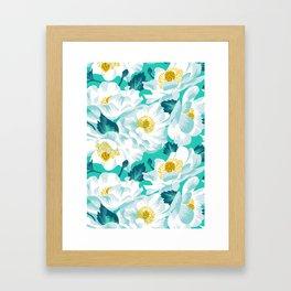 Mount Cook Lily Framed Art Print
