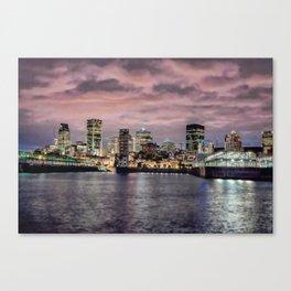 Pink Martini at Montreal Canvas Print