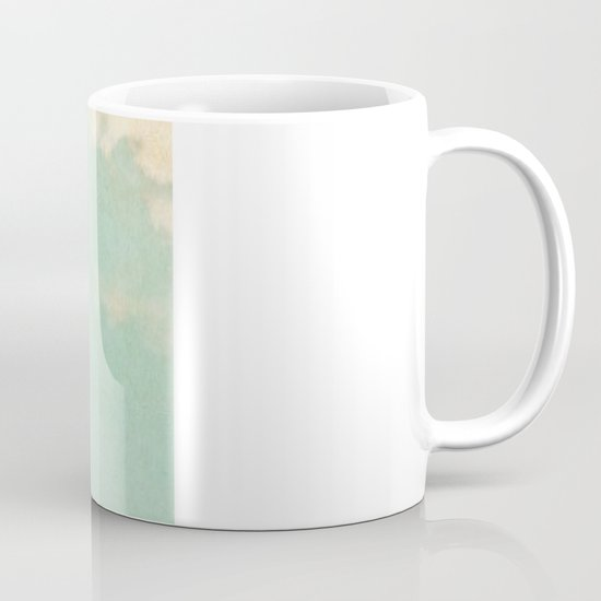 Goldfish in the sky Mug
