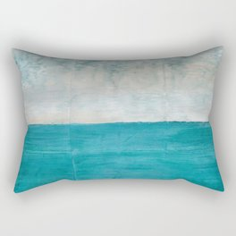 The Second Antidote Rectangular Pillow