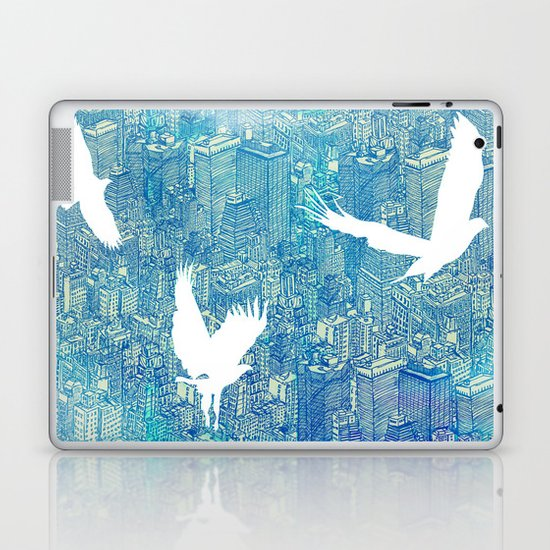 Ecotone (day) Laptop & iPad Skin
