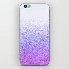 I Dream in Purple iPhone & iPod Skin