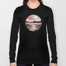 Lunar Waves Long Sleeve T-shirt