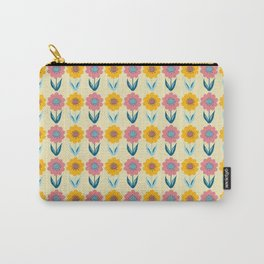 Hello Sunshine Sunflower Carry-All Pouch