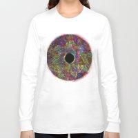 iris Long Sleeve T-shirts featuring Iris by J.Lauren