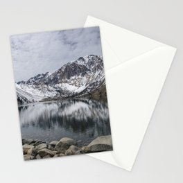 Convict Lake, California Stationery Cards