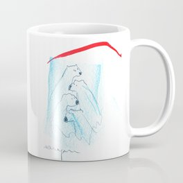 polar bear mountain incorporated  Coffee Mug