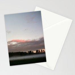 Misty Farm Stationery Cards