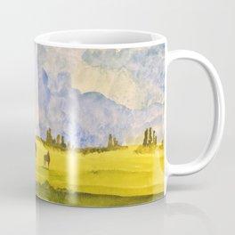 A day in the prairies Coffee Mug