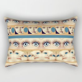Jeepers Creepers Rectangular Pillow