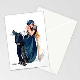 Chrom 1/7 Scaled Figure Stationery Cards