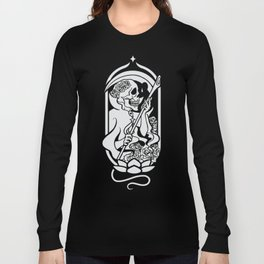 Death Tarot Long Sleeve T-shirt
