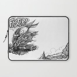 FASTER! Laptop Sleeve
