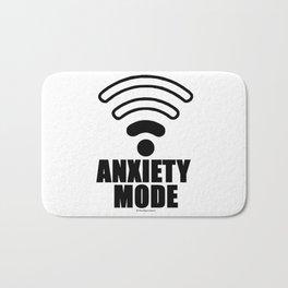 Anxiety mode Bath Mat