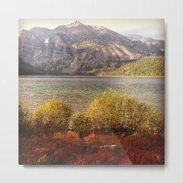 Fall At Phelps Lake Metal Print