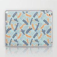 Logs Laptop & iPad Skin