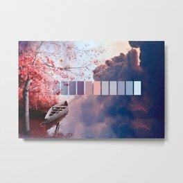 Mix Nature Landscape Metal Print