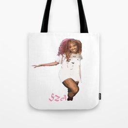 SZA Tote Bag
