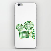 cinema iPhone & iPod Skins featuring CINEMA by GAS_
