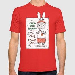 Holiday Curls T-shirt