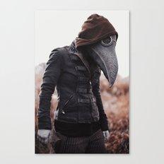 Alternate Plague Canvas Print