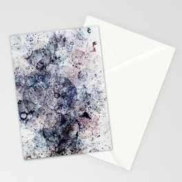 Abstract Artwork Colourful #12 Stationery Cards