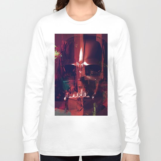 darth Abstract vader Long Sleeve T-shirt