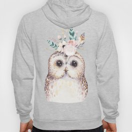 Forest Owl by Nature Magick Hoody