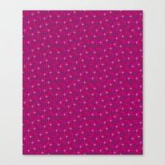 Berry Tiles Canvas Print
