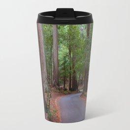 A Road Runs Through It Travel Mug