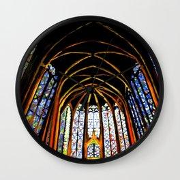 Sainte Chapelle Wall Clock