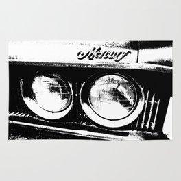 Mercury Comet Rug