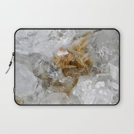 Gold Gemstone Laptop Sleeve