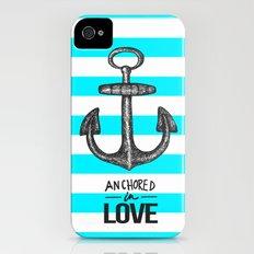 Anchored // Love iPhone (4, 4s) Slim Case