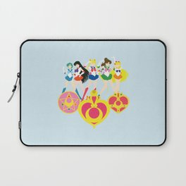 Sailor Soldiers Laptop Sleeve