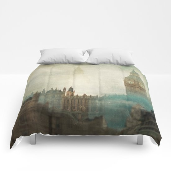 London Surreal Comforters