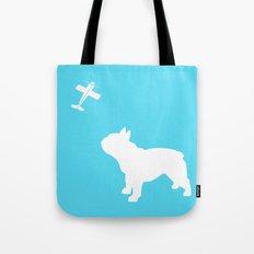 French Bull dog art Tote Bag