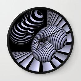 Klein's bottle -2- Wall Clock