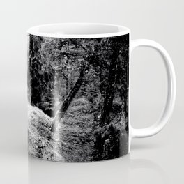 Fall Forest Morning Coffee Mug
