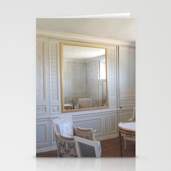 Through a glass Stationery Cards