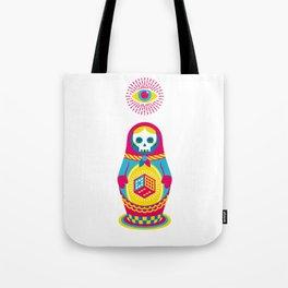 Blind Faith Tote Bag