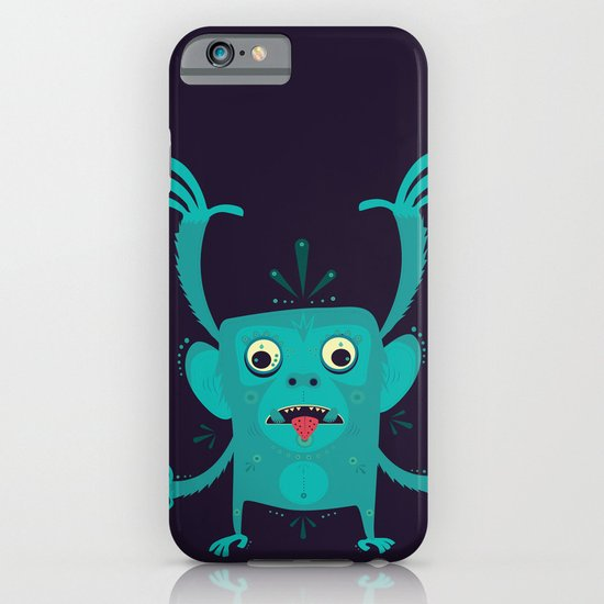 CREATURE N0#4IVI iPhone & iPod Case