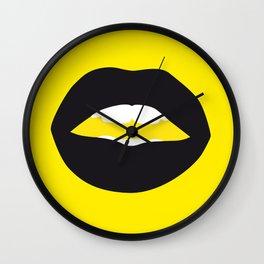 The Wasp Woman Wall Clock