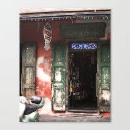 NOLA House of VooDoo Canvas Print